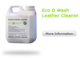 Eco D Wash Leather Cleaner