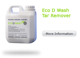 Eco D Wash Tar Remover