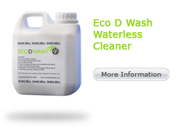Eco D Wash Waterless Cleaner
